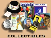 A SELECTION OF WORLDWIDE ELVIS COLLECTIBLES