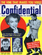 Confidential magazine 1957