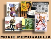 A SELECTION OF WORLDWIDE MOVIE MEMORABILIA